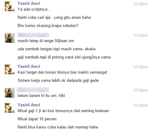 Testi Private Google Adsense - Yasirli