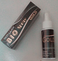 bio spray gold