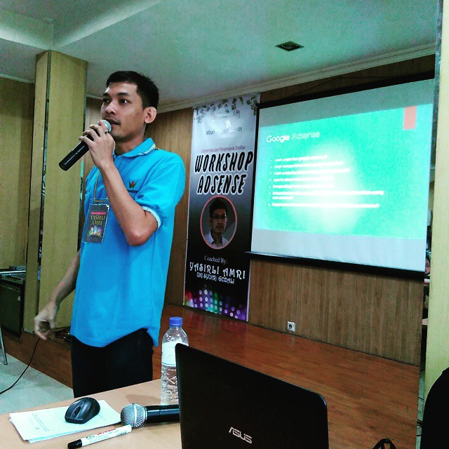 Workshop Google Adsense Surabaya