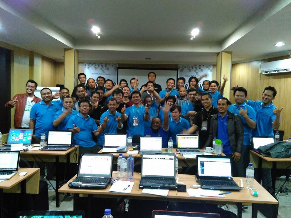 peserta workshop google adsense surabaya